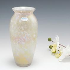 Royal Brierley Studio Range Art Glass  Vase c1990
