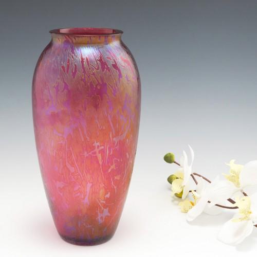 A Royal Brierley Studio Range Art Glass  c1990