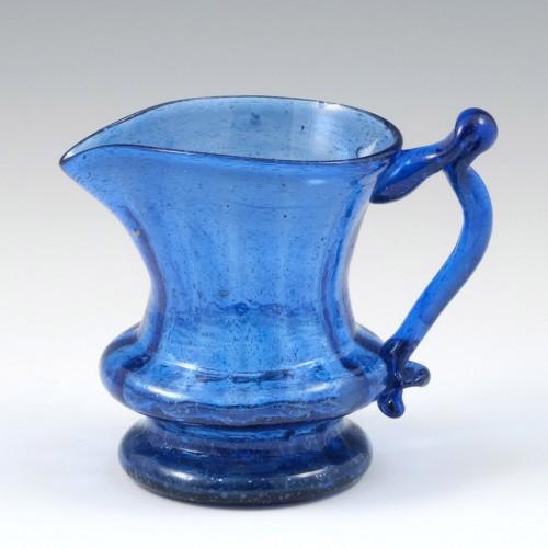 Early 19th Century Glass Cream Jug