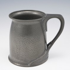 A Frank Cobb and Co 'Period Pewter' Mug designed by Oliver Baker 1935