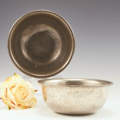 Two Tudric Pewter Bowls c1910