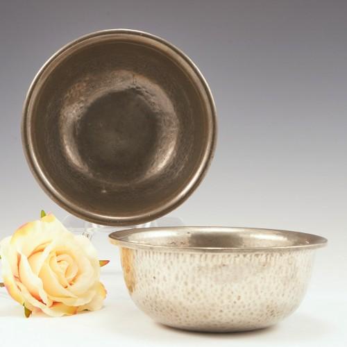 Two Tudric Pewter Bowls c1910