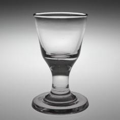 Victorian Dram Glass c1880