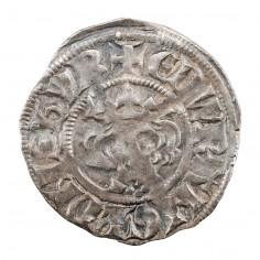 Edward I Longshanks1272-1307, Silver Penny, Class 4e, after 1279