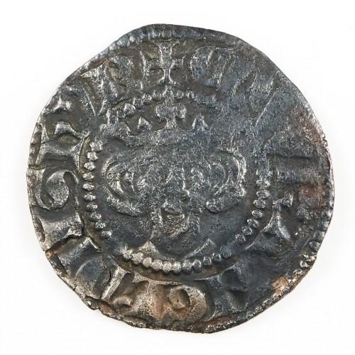Edward Longshanks Silver Long Cross Penny London Mint, after 1279