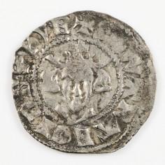 Edward I 'Longshanks' (1272-1307) Silver Long Cross Penny, 10cf1, London Mint, after 1279