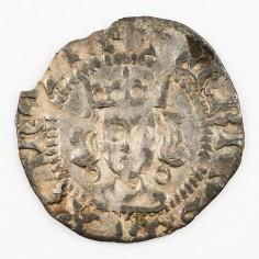 Henry VI Silver Penny Annulet Issue, Plain Cross, Calais, 1422-30
