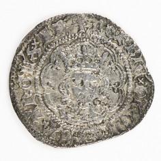 Henry VI Silver Halfgroat, Annulet Issue Calais Mint, 1422-30
