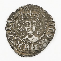 Henry VI, Silver Penny, Annulet Issue, Calais, 1422-30