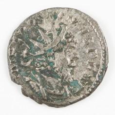 Emperor Postumus Silver/Billon Antoninianus, Rome Mint, Felicitas Reverse, AD 265-8