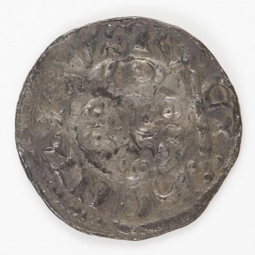 King John 'Lackland' Voided Short Cross Silver Penny, London, Ilger, Class 5b1, 1199-1216