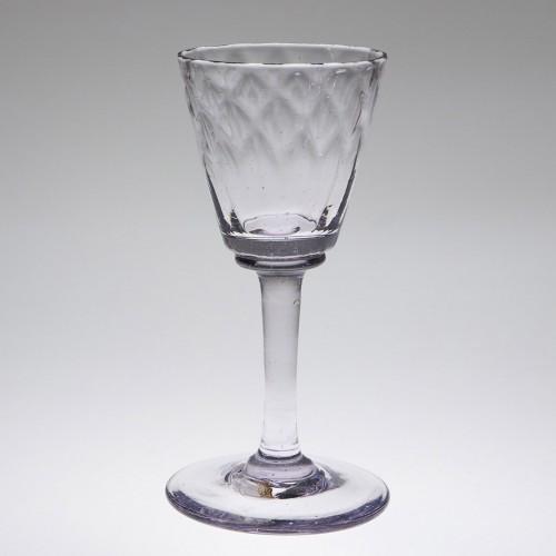 Nizet Liege Wine Glass c1780