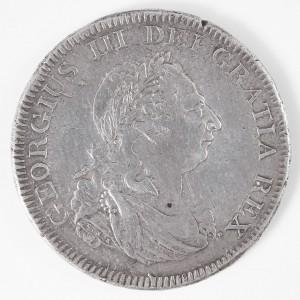 George III Bank of England Emergency Dollar, 1804-1817