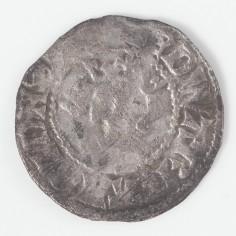 Edward I 'Longshanks' (1272-1307) Silver Long Cross Penny, Canterbury Mint, after 1279
