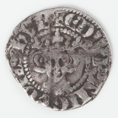 Edward I Longshanks Silver Penny, Class 4a, Canterbury Mint, after 1279