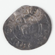 Edward I 'Longshanks' (1272-1307) Silver Penny, Class 4c, Canterbury Mint, after 1279