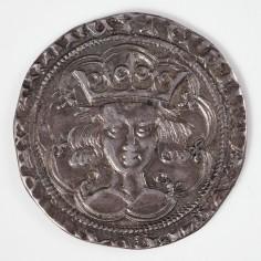 Henry VI Silver Groat Annulet Issue, Calais Mint, Reigate Hoard, 1422-30