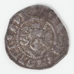 Edward I 'Longshanks' Silver Long Cross Penny, 10cf1, London Mint, after 1279