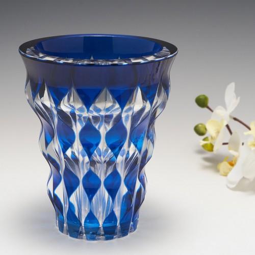 A Carl Meltzer & Co Langenau Vase c1915