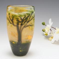A Moorland Landscape Vase by Siddy Langley 2021
