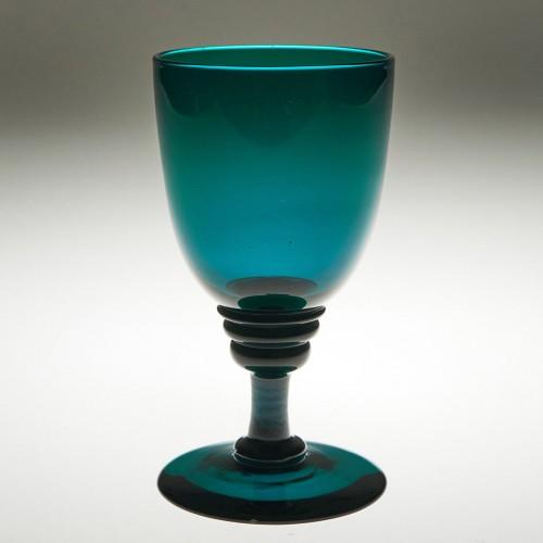 Regency Period Dichroic Wine Glass c1820