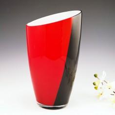 Modern Central European Incamiciato Vase