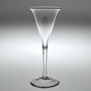 A Georgian Toasting Glass c1765