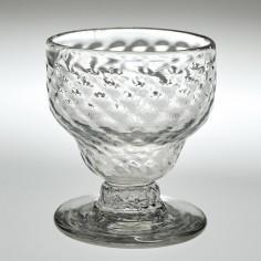 A Monteith Bonnet Glass c1765