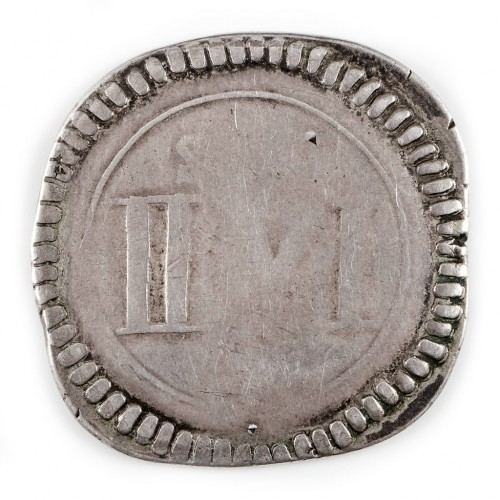 RARE Charles I, Irish Silver 'Ormonde' Halfcrown, 1643-44