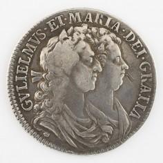A Pair Georgian Green Wine Glasses c1810