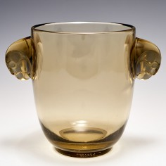 A Rene Lalique Albert Vase Marcilhac 958 Designed 1925