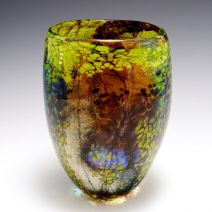 Rainforest Vase By Siddy Langley 2021