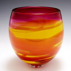 Clothes Of New Colours Vase by Siddy Langley 2017