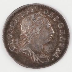 George III Maundy Three Pence 1763