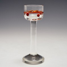 German Jugendstil Liqueur Glass c1905