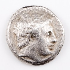 Ancient Greek Macedon Amphipolis, Philip II (Alexander the Great's Father) Tetrobol, c315-294BC