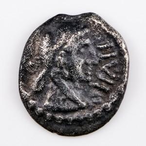 Celtic Atrebates Tribe Epaticcus Silver Unit, AD 35-43