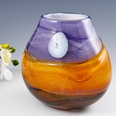 A Harvest Moon Vase by Siddy Langley
