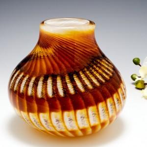 A Ginger Jar Vase by Siddy Langley