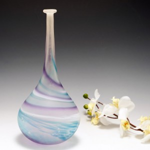 A Sweetpea Inspired Flask Siddy Langley 2020