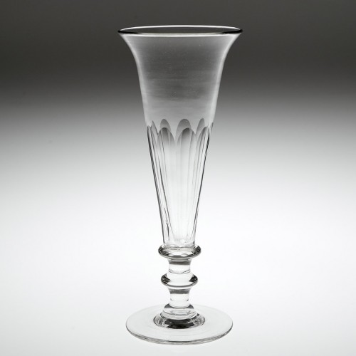 Early 19th Century Champagne Flute c 1820
