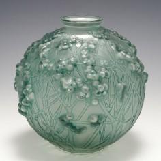 Rene Lalique Druide Vase Marcilhac 937