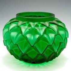 A Lalique Languedoc Vase