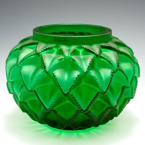 A Laliqiue Languedoc Vase