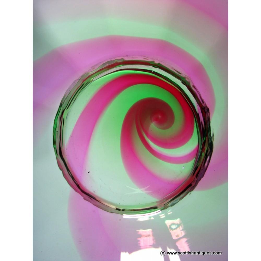 Stevens williams rainbow glass vase large stevens williams rainbow glass vase reviewsmspy