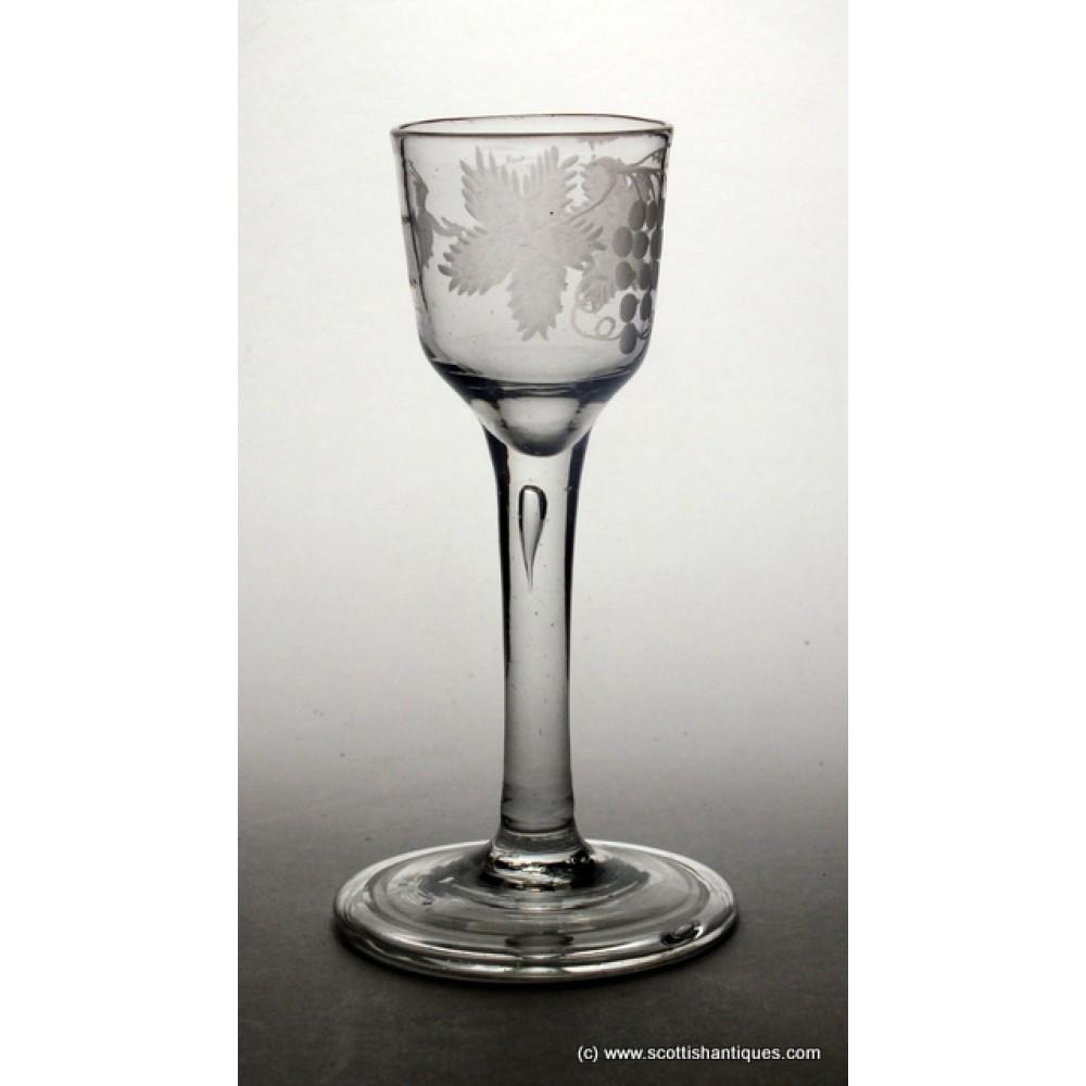 George V Drinking Glasses