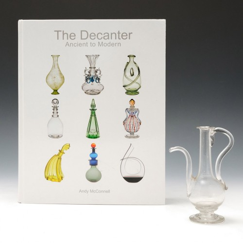 The Decanter Ancient to Modern- Signed By Andy McConnell