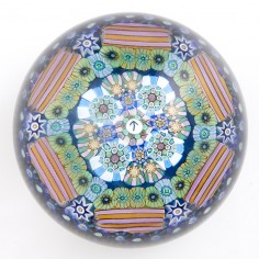 A Perthshire Arrowhead Complex Paperweight 1987