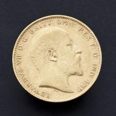 Edward VII 1903 Gold Sovereign