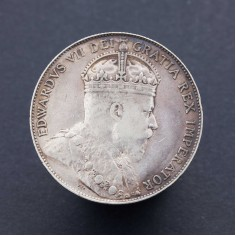 Canada Edward VII 1910 Fifty Cents